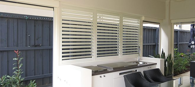 Aluminium Plantation Shutters Elite Home Improvements