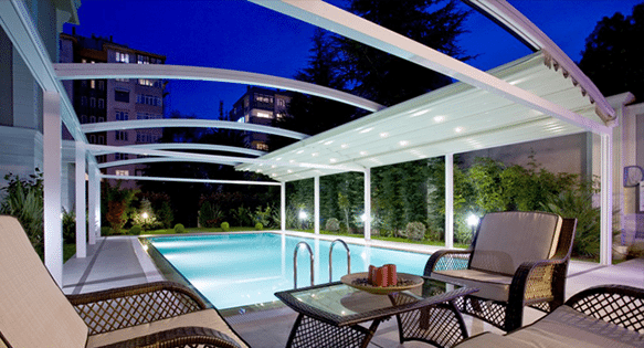 Retractable Roof Awnings