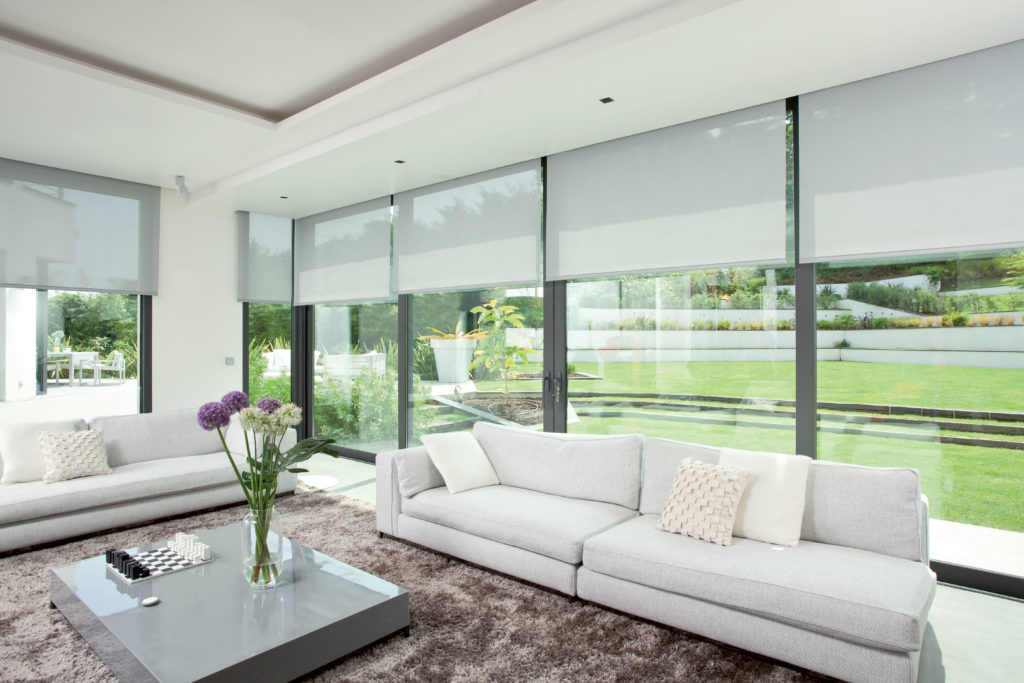 Light Filtering / Translucent Roller Blinds
