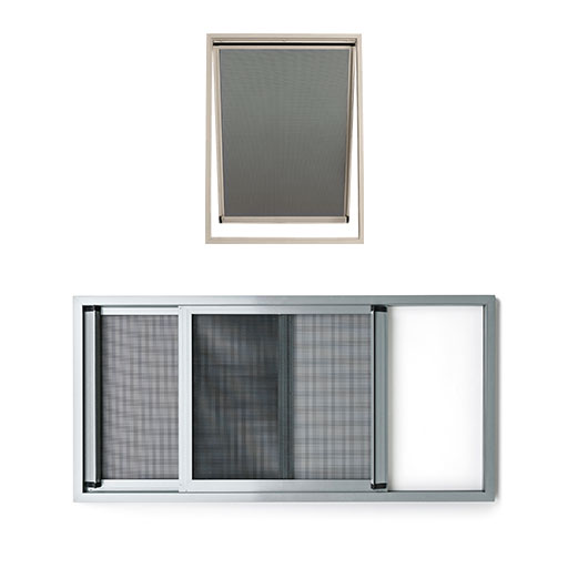 Security Window Exit Screens